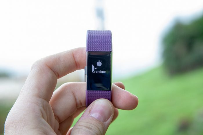 Fitbit Charge 2 - Timer