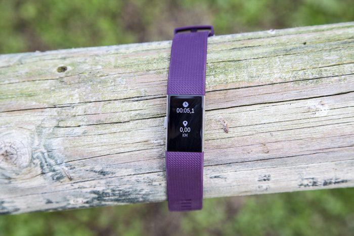Fitbit Charge 2 - Final entrenamiento