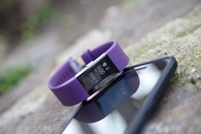 Fitbit Charge 2 - Mobile connected