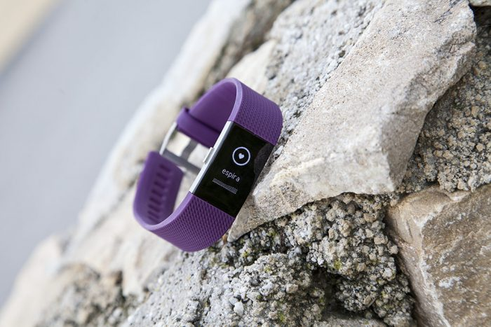 Fitbit Charge 2 - Respira