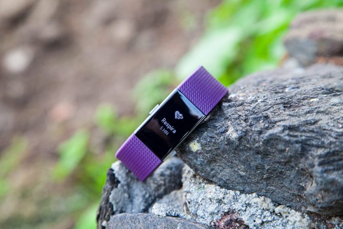 Fitbit Charge 2 - Breathing