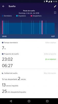 Fitbit Charge 2 - Sleep