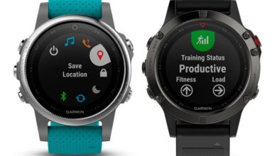 Garmin Fenix 5 - New features
