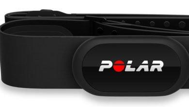 Foto de Polar presenta H10, un nuevo sensor de pulso. Y avanza detalles de su integración con GoPro.