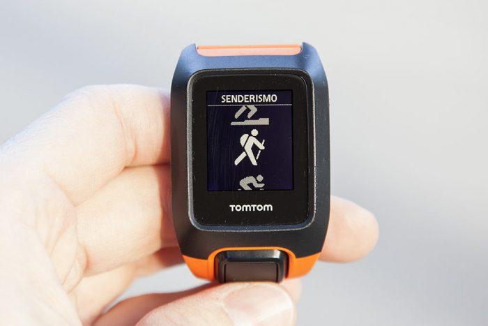 TomTom Adventurer - Senderismo