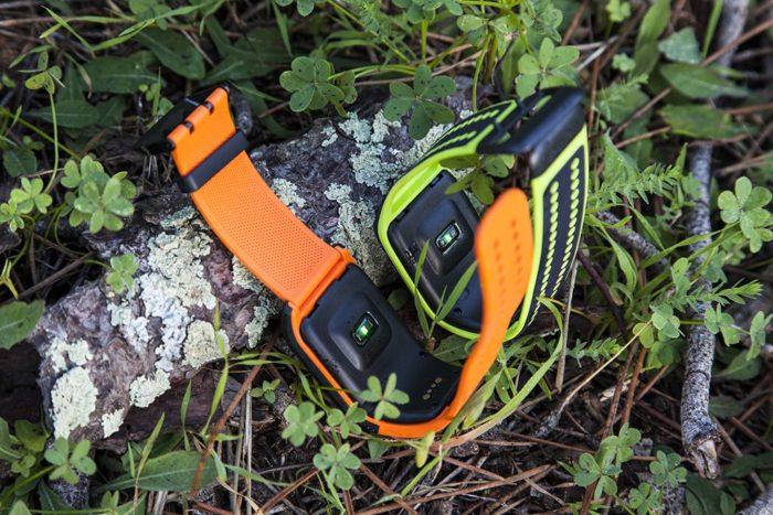 TomTom Runner 3 - Adventurer - Sensor óptico