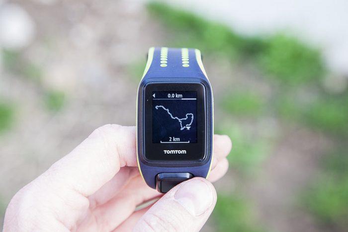 TomTom Runner 3 - Navigation