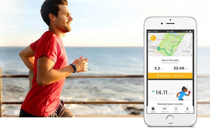 TomTom Sports App