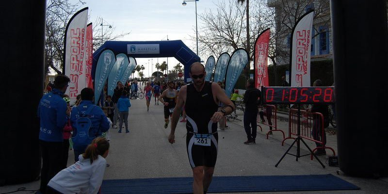 XVI Duathlon of Marbella 2017