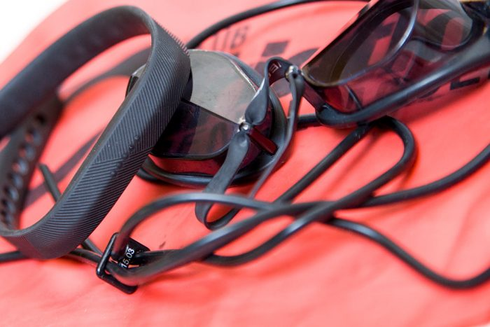 Fitbit Flex 2 - Swimming