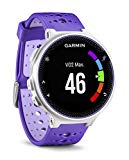 Garmin Forerunner 230 - Unisex, purple and white, regular size, GPS and docking watch