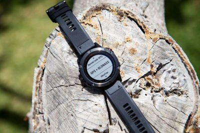 Los Garmin Fenix 5 (no Plus) son compatibles con Galileo 1