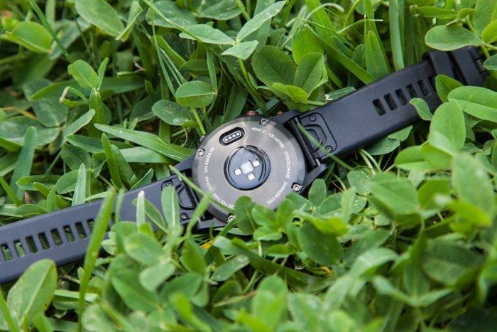 Garmin Fenix 5 - Sensor óptico
