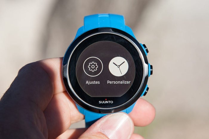 Suunto Spartan - Options