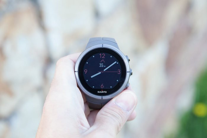 Suunto Spartan - Complications