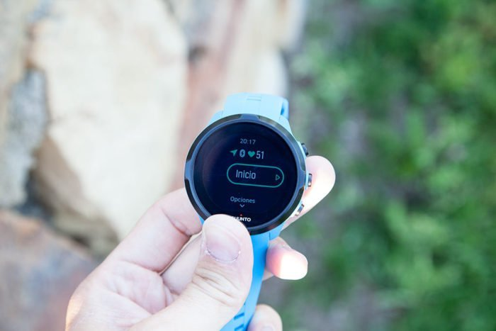 Suunto Spartan - Sensor Search