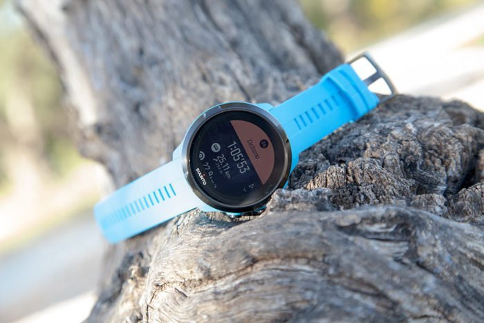 Suunto Spartan - Activity Summary