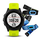 Garmin Sports Watch, yellow