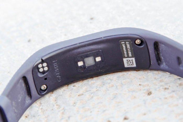 Garmin Vivosmart 3 - Sensor óptico