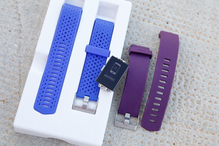 Fitbit Charge 2 - Strap change