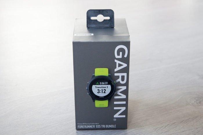 Garmin Forerunner 935 - Desempaquetado