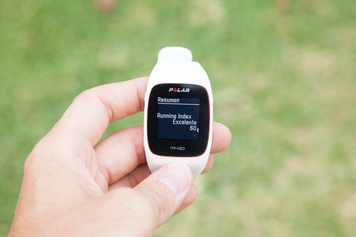 Polar M430 - Running Index