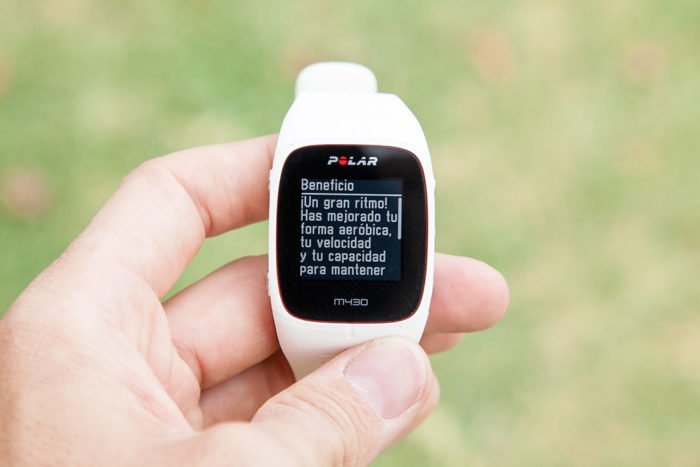 Polar M430 - Training Benefit