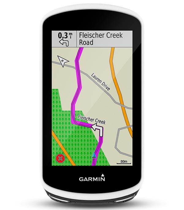 Garmin Edge 1030 - Navegación