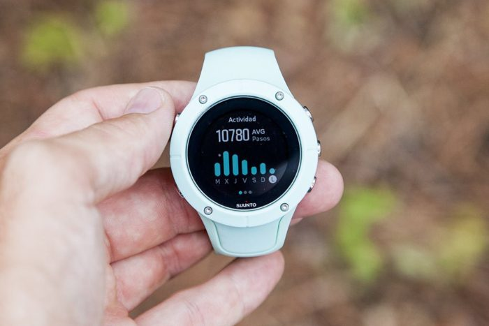 Suunto Spartan Trainer - Activity