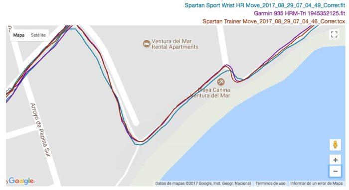 Suunto Spartan Trainer - GPS