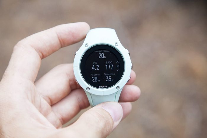 Suunto Spartan Trainer - Activity Summary