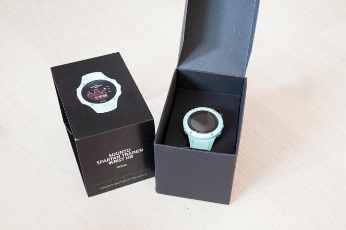 Suunto Spartan Trainer Wrist HR - Unpacking