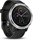 Garmin Vivoactive 3 - Smartwatch with GPS and wrist pulse - Black/Silver