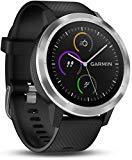 Garmin Vivoactive 3 - Smartwatch con GPS y pulso en la muñeca - Negro/Plata