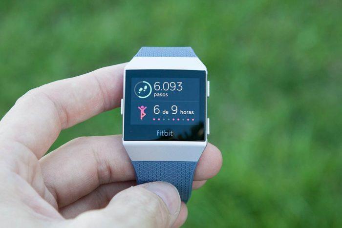 Fitbit Ionic - Actividad diaria