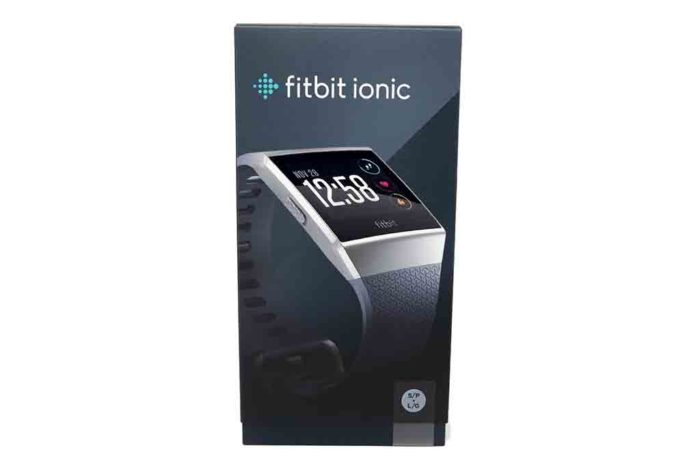Fitbit Ionic - Unboxing