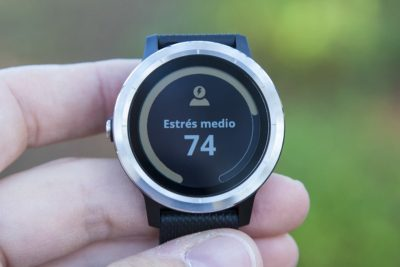 Garmin Vivoactive 3 - Stress Measurement