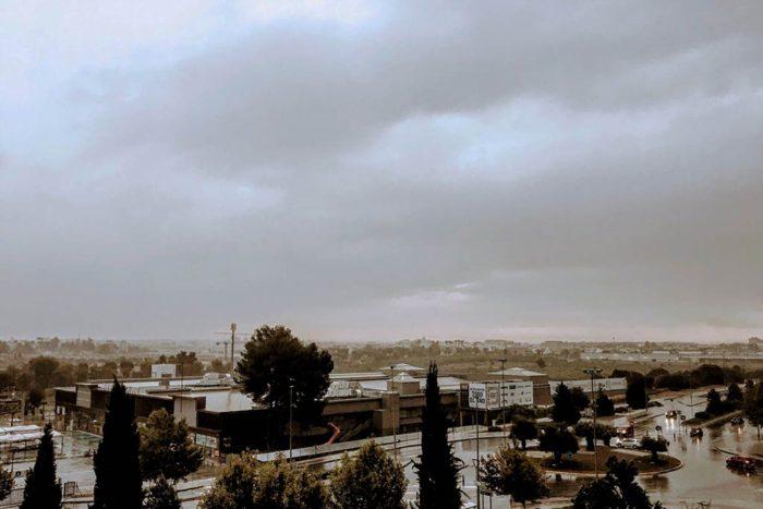 Tormenta Sevilla