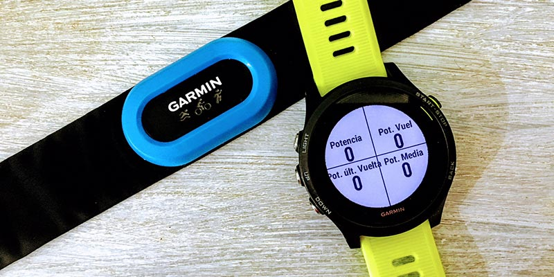 Garmin Running Power