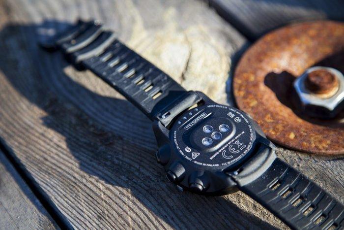 Suunto Spartan Sport Wrist HR Baro - Quick Release