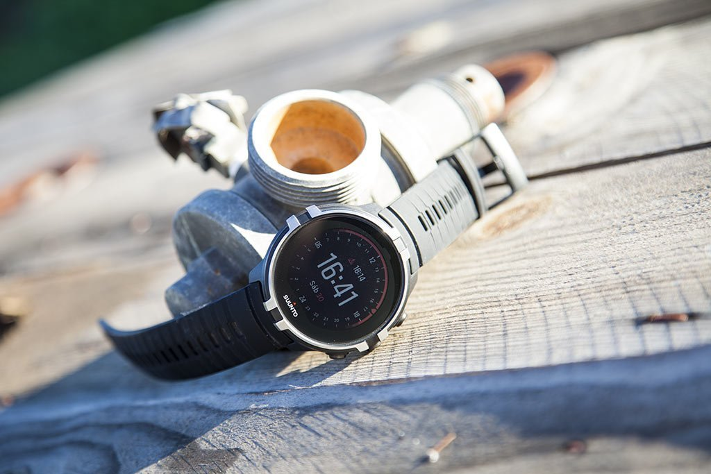 Suunto Spartan Sport Wrist HR Baro - Time Display