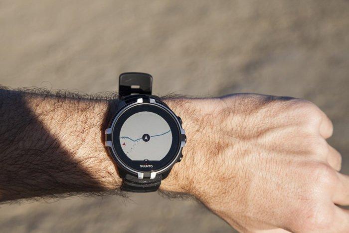 Suunto Spartan Sport Wrist HR Baro - Navegación