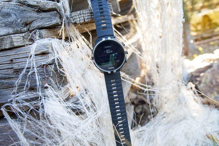 Suunto Spartan Sport Wrist HR Baro - Pantalla outdoor