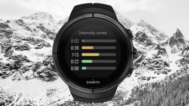 Suunto Spartan FC intensity