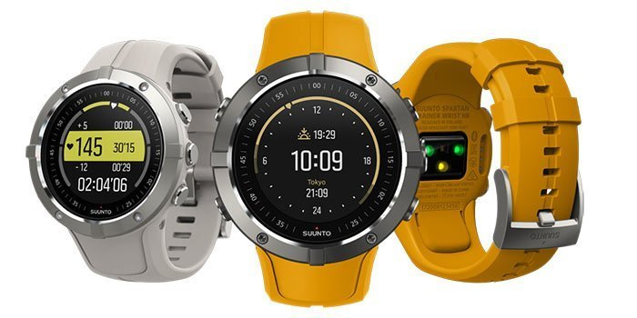 Two new models for Suunto Spartan Trainer 1