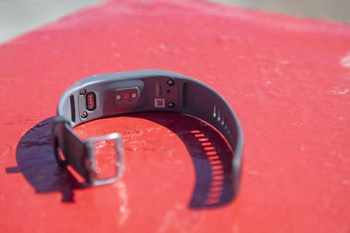 Garmin Vivosport - Sensor óptico