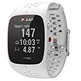 Polar M430 Running Watch with GPS, Unisex Adult, White, S