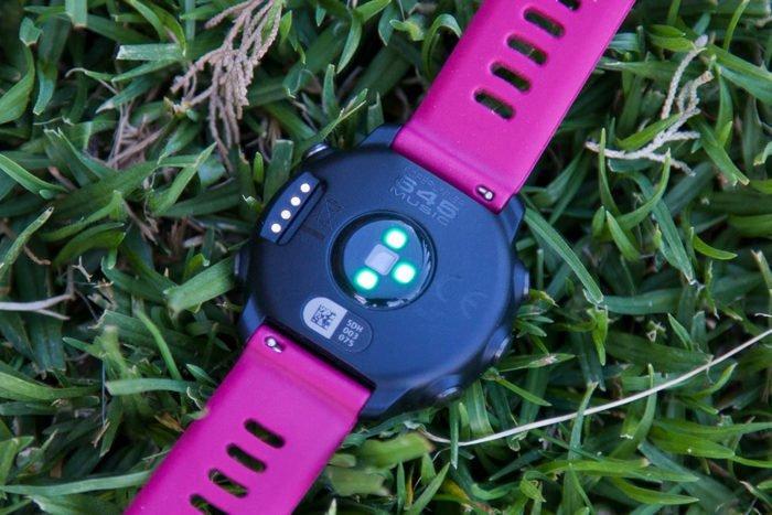Garmin Forerunner 645 Music - Optical Sensor