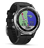 Garmin Fenix 5 Plus - Multi-Sport GPS Watch, Black