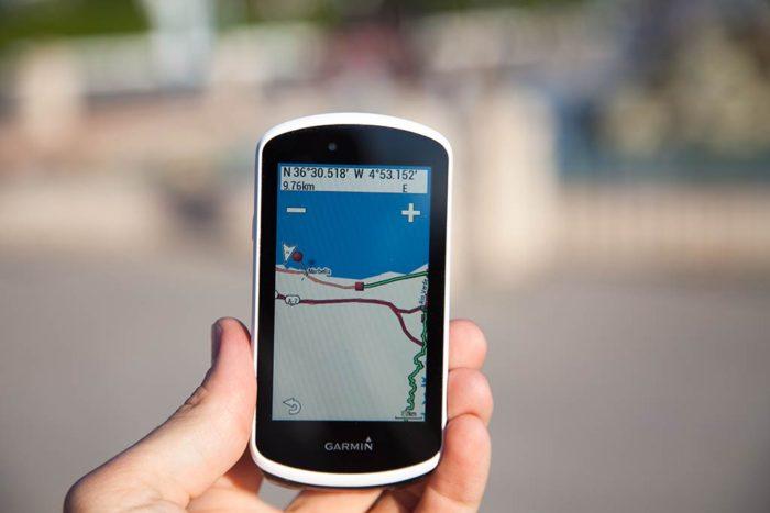 Garmin Edge 1030 - Route Navigation